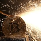 Corrected: Analysis - As bitcoin trading shifts shape, big money stays away
