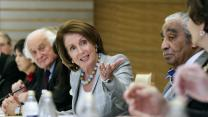 Rep. Nancy Pelosi on 2016, her future
