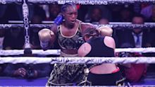 It's Claressa Shields' time as she shifts from boxing to MMA