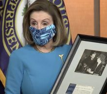 'Statehood is in my DNA': Pelosi points to father's legacy in defence of DC vote