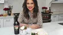 Vanessa Lachey spills on holiday traditions, hostessing tips, and dancing to the 98 Degrees' Christmas album