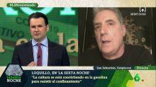 La aclaración de Loquillo sobre la polémica que tuvo con el dirigente de Vox Ortega Smith