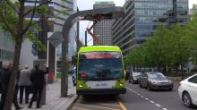 40 electric buses coming to Montreal, Laval public transit networks