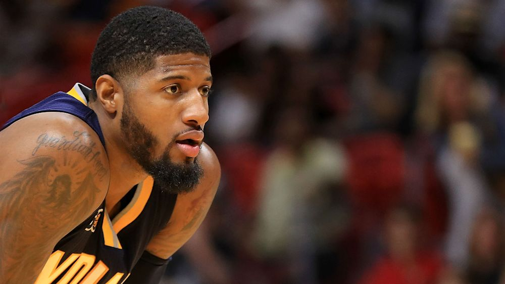 For Paul George and the Pacers, the future remains murky