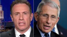 Chris Cuomo Warns Media: Anthony Fauci Is Facing Something Worse Than Coronavirus