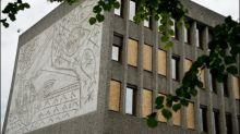 Von Rechtsextremist Breivik beschädigte Picasso-Wandbilder in Oslo entfernt
