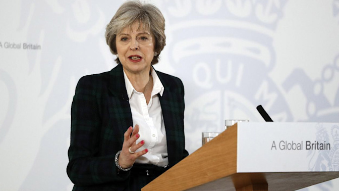 PM speech: MPs to vote on Brexit deal