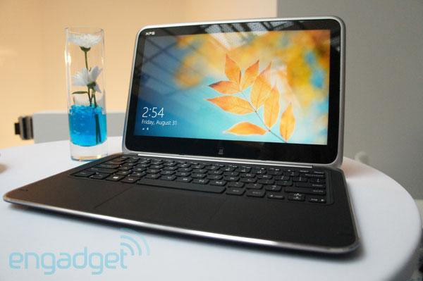 Dell announces XPS 10 Windows 8 hybrid, XPS Duo 12 convertible (update: hands-on)