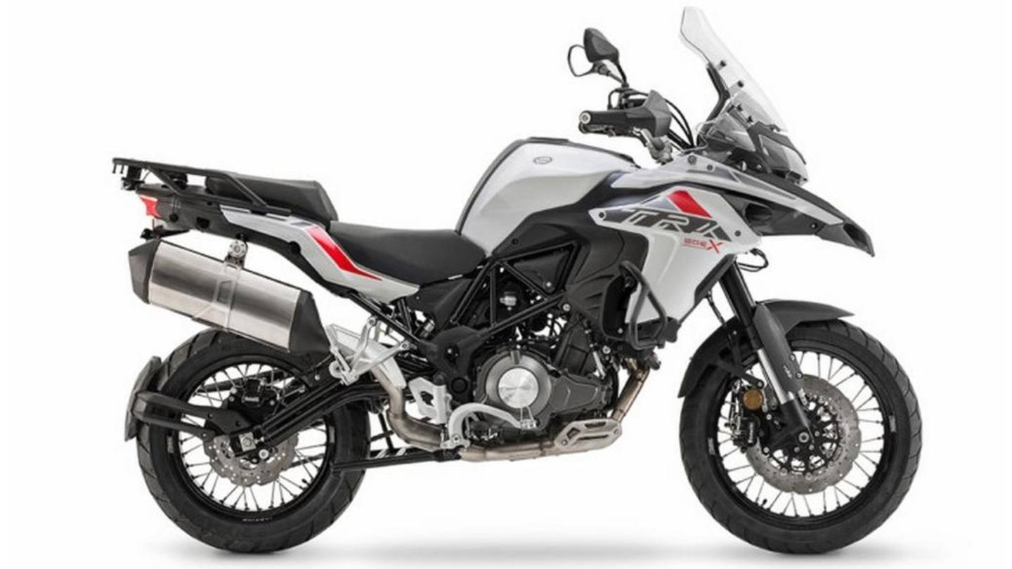 QJ SRG600 (Benelli 600RR) fully-faired motorcycle unveiled in China - BikeWale