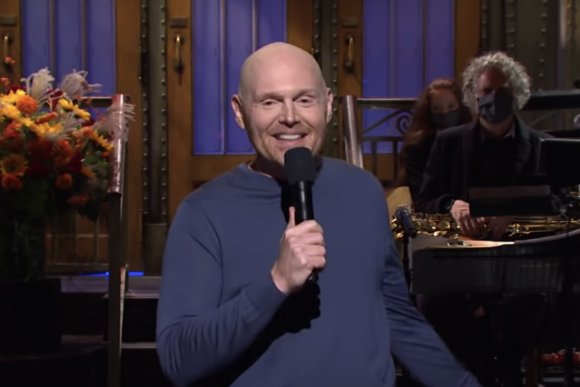 Bill Burr's 'SNL' monologue calls out white women, and ...