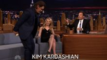Kim Kardashian Impression Not Josh Brolin's Strong Suit