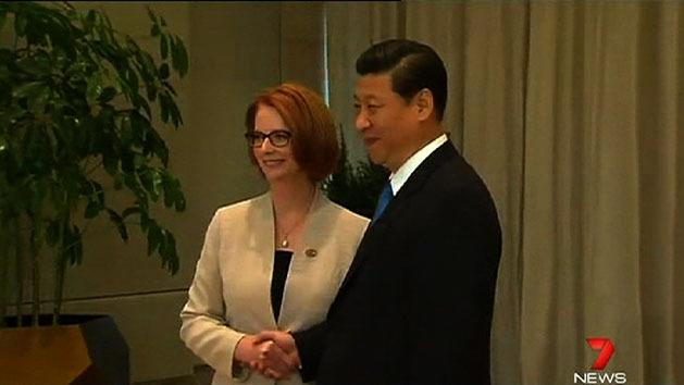 Gillard announces China tourism boost