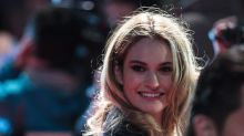 Lily James als Pamela Anderson in Sexvideo-Story