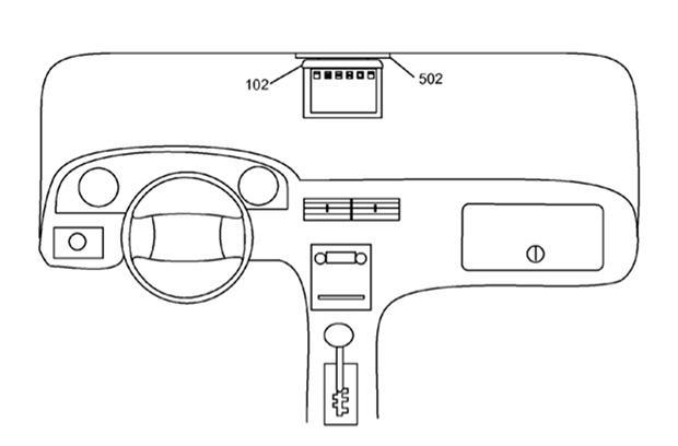 Apple patent application details magnetic iPad stand for extra-secure mounting