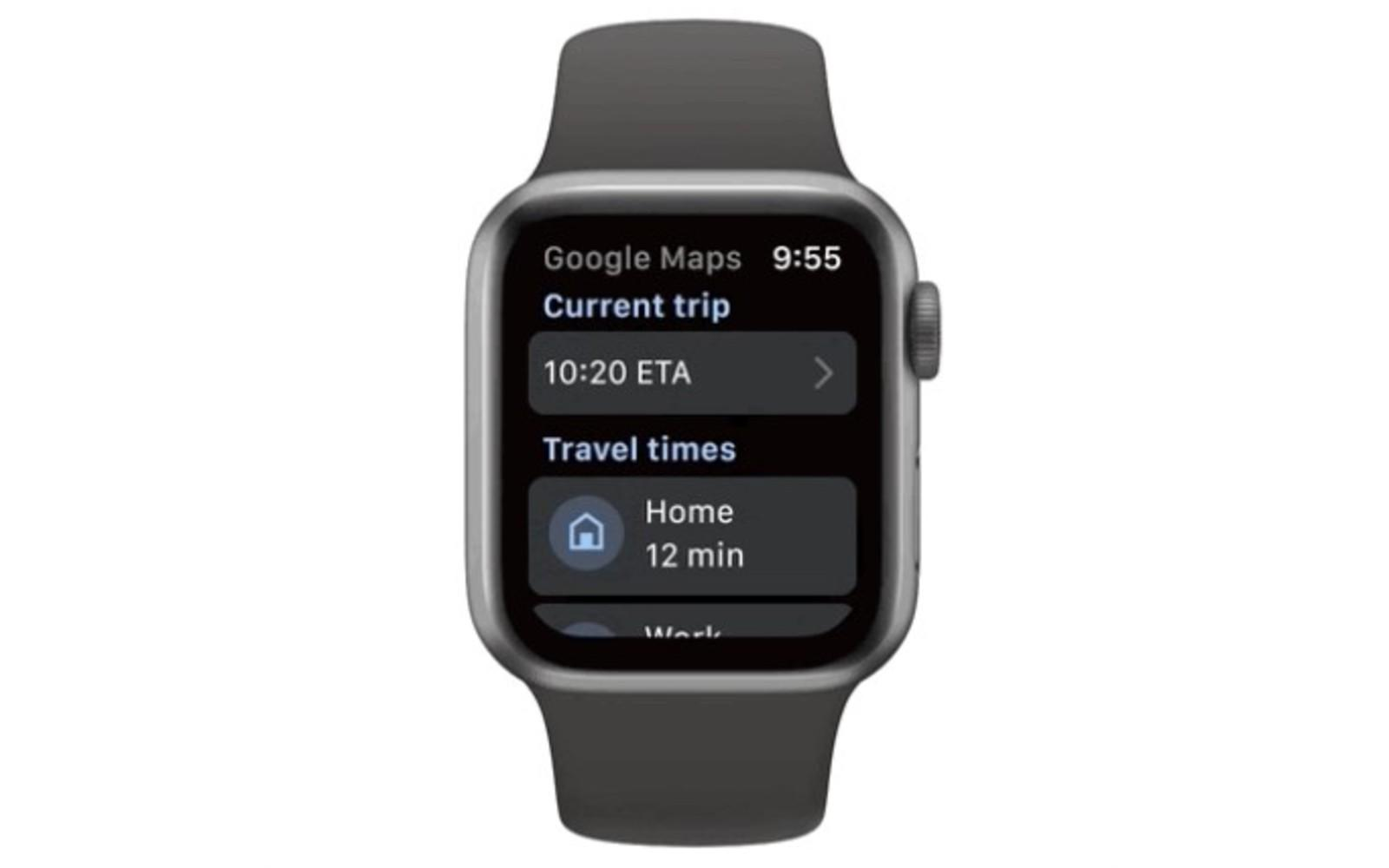 Google Maps is finally back on Apple Watch | Engadget