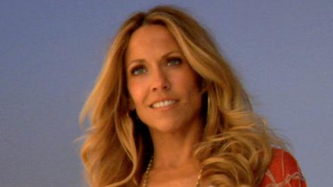 August Cover Photo Shoot with Sheryl Crow