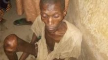 Nigerian police rescue Kano man locked up in his parents' garage