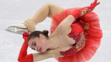 Figure skating: At 15, Zagitova's skills bely her youth