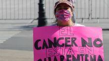 Medicamentos oncológicos robados tienen seguro, ya se están reponiendo, sostiene AMLO