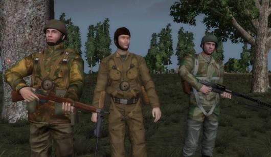 WWIIOL: Battleground Europe readying 1.33 patch, infantry upgrades