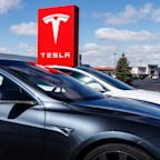Tesla unveils first vehicles built in China
