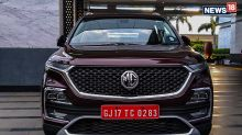 MG Motor to Launch Hector SUV Today, Watch it Live Here [Video]