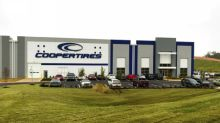 Cooper Tire Opens Byhalia, Mississippi Distribution Center