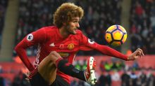Twitter Explodes at Marouane Fellaini After Man Utd Sub Gives Away Late Penalty Against Everton
