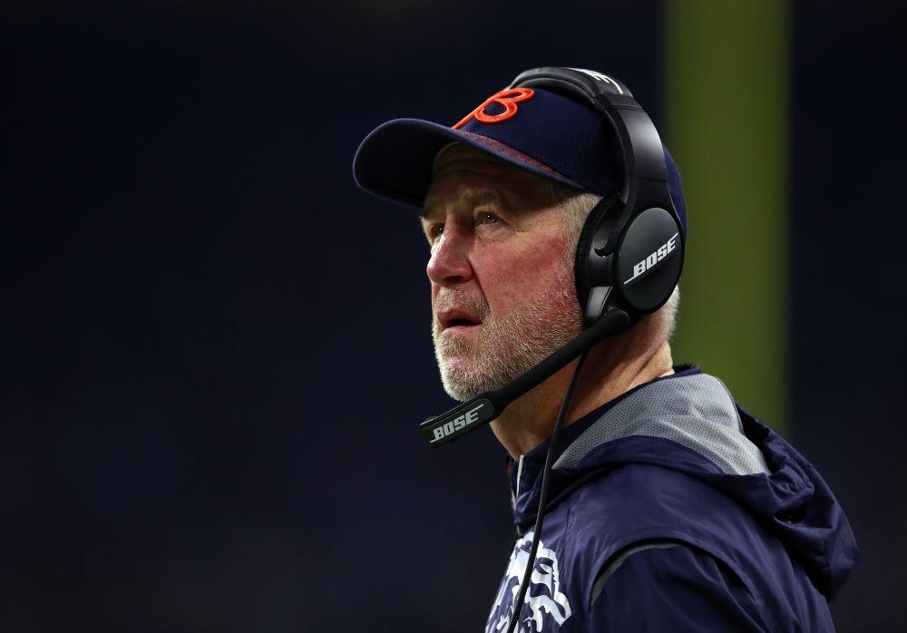 Chicago Bears head coach John Fox said the most unique Christmas gift he ever got was a pet monkey. (AP)