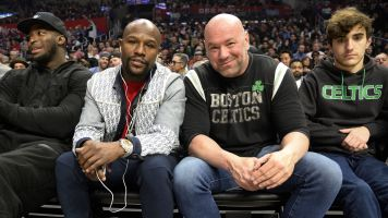 White talks UFC 245, McGregor-Cerrone, more
