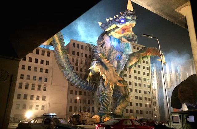 'Kaiju Fury!' sets the stage for 'snackable' virtual reality