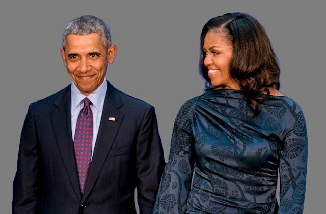 The Obamas' production company unveils its first Netflix projects