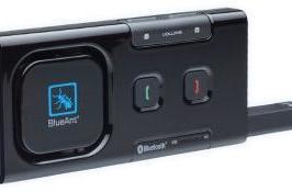 BlueAnt Supertooth Light Bluetooth handsfree speakerphone