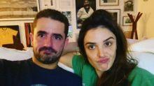 """Rafa Brites admite crise no casamento durante a quarentena: """"Temos problemas"""""""