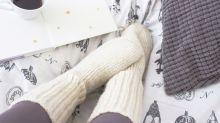 Mit oder ohne Socken schlafen? Das sagen Experten