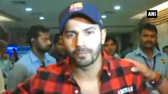 Arjun and Prithviraj promotes Aurangzeb in Gurgaon