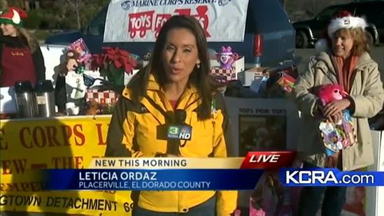 Placerville Toys for Tots drive struggling