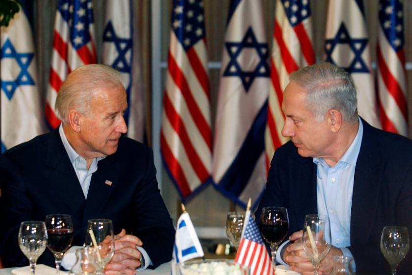 Biden and Netanyahu discuss Iran, advancing peace in 'warm and friendly' call