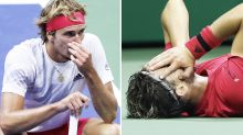 'Tough to watch': Disbelief over 'shocking' drama in US Open final