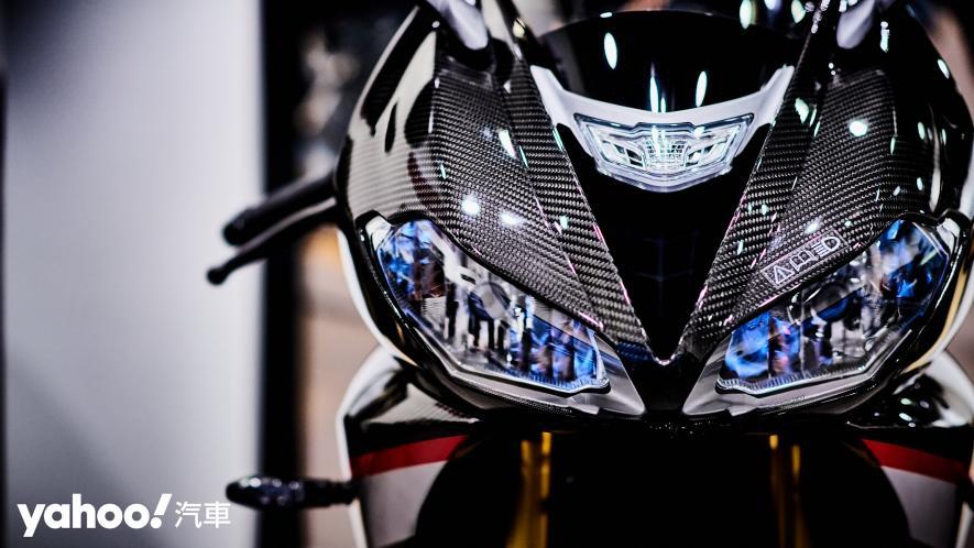 唯一官方認可道路化廠車!Triumph Daytona Moto2 765 Limited Edition實車鑑賞! - 3