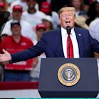Donald Trump likens House impeachment inquiry to 'lynching'