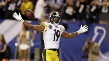 Steelers mock A.J. Green fight with their TD celebration