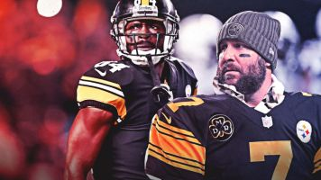 7ab23d6d Ben Roethlisberger Makes Honest Admission About Antonio Brown's Impact On  His Game