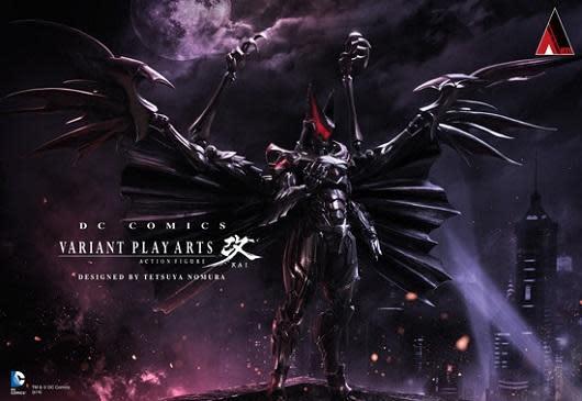 Final Fantasy's Tetsuya Nomura envisions a new Batman