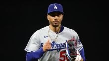 Mookie Betts is back atop Dodgers lineup