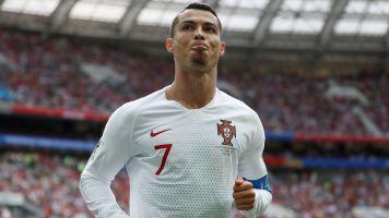 Watch: Will Ronaldo pull a Tom Brady?