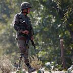 India claims bombing Pakistani army posts along Line of Control in Kashmir