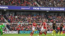 Gabriel Jesus saves Manchester City with late equaliser at Middlesbrough to keep visitors in top four
