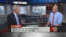 CEO of US oil and gas play Carrizo flags an unusual probl...