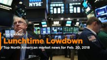 The Lunchtime Lowdown - Your midday update for Feb. 20